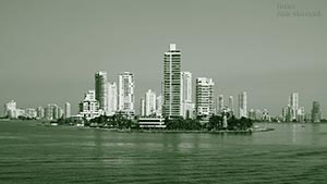 Colombia - Cartagena wallpaper 1600 x 900 px